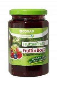 CONAD organic berries